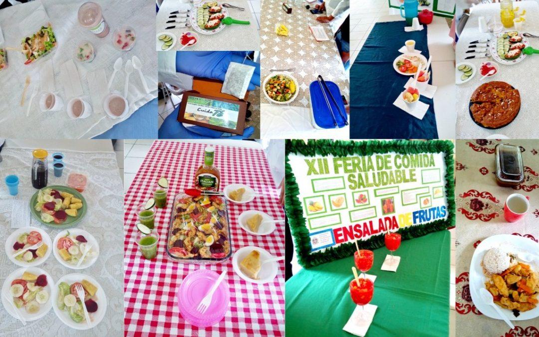 FAREM-Matagalpa realiza la XII Feria de Alimentación Saludable