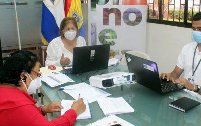 Extensionistas de la UNAN-Managua comparten experiencia con la UPNFM