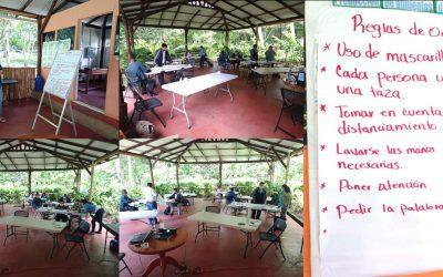 FAREM-Matagalpa; dando cumplimiento a Convenio con ODESAR