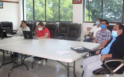 UNAN-Managua participa en reunión internacional del proyecto INICIA