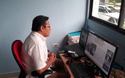 UNAN-Managua presenta informe en reunión internacional del proyecto INICIA