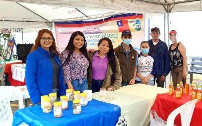 FAREM-Matagalpa, haciendo Extensión Universitaria en el Festival y Expoferia Regional 2020