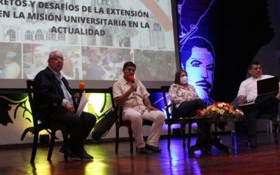 UNAN-Managua presente en II Simposio de Proyección Social