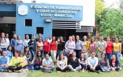 UNAN-Managua realiza lanzamiento del curso virtual de Historia Oral